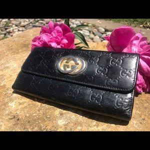 GUCCI BRIT wallet